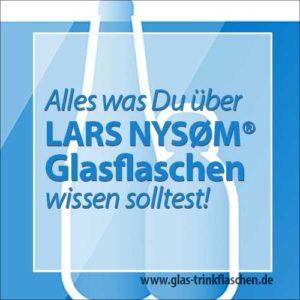 LARS-NYSØM-glasflaschen