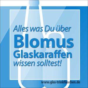 blomus-glaskaraffen