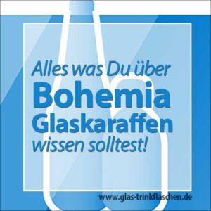 bohemia-glaskaraffen