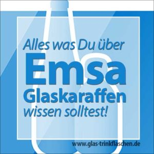 emsa-glaskaraffen