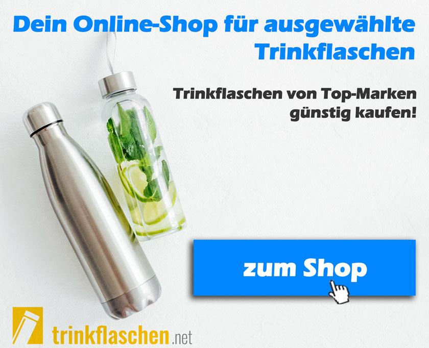 Trinkflaschen günstig kaufen auf www.trinkflaschen.net